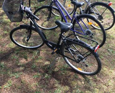 Le local vélos