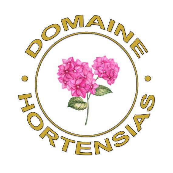 Logo Domaine Hortensias, maison d'hôtes aux Moutiers en Retz près de Pornic